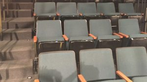Thomas Theater Seating.