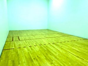 Company Racquetball Court.