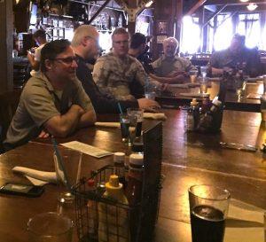 Dennis, Dave, Matthew, Corey, Gordon, Scott