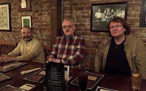 Gunnar, Dave, Ben