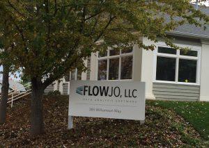FlowJo, LLC Headquarters in Ashland.