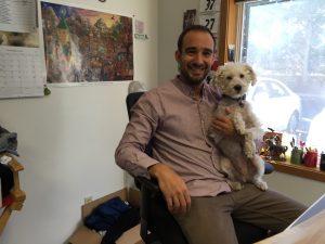 Joel & Rooney (Poodle), Sales & Sales Mascot.