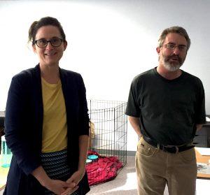 Leslie & Jim, RSD Department & Project Management.