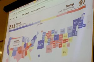 NYT Electoral Map.