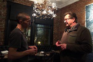Entrepreneur speaks with Tim Root, Venture Catalyst for SOREDI.