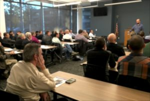 HCTF Seminar; left side of the room.