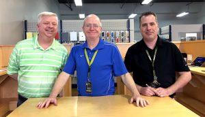 Management: Jeff, Tom, Jason