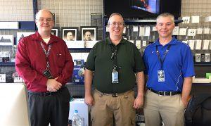 Sales Team: Simon, John, Scott