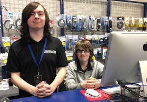 Service Team: Seth, Drayke