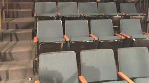 Thomas Theater Seating.