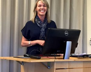 Dr. Joan McBee, Producer of Interactive Marketing & eCommerce Event.