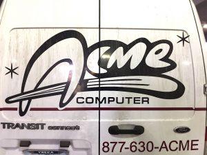 Acme Logo.