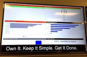 CORE's Metrics Screen.