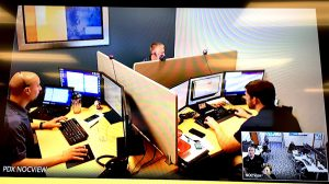 Video Conferencing connection to Portland Office; A.J., Jay, Dustin. Copyright © 2018, FPP, LLC. All rights reserved.