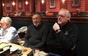 Gordon, Rob, Dave.